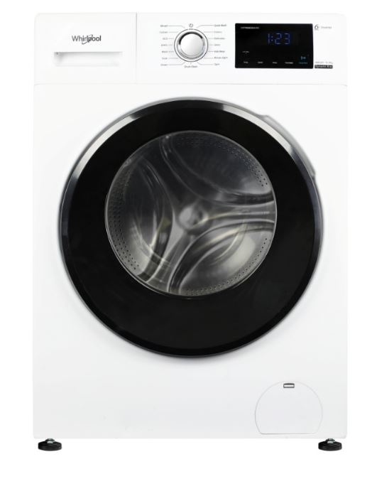 Whirlpool WFRB802AHW 8kg  Front Load Washing Machine in Singapore