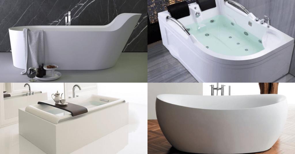 Best bathtubs in Singapore