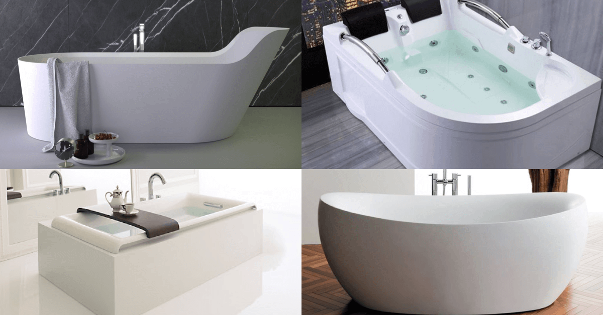 Best bathtubs in Singapore