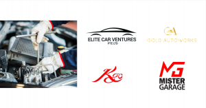 logos of best car servicing workshops in Singapore