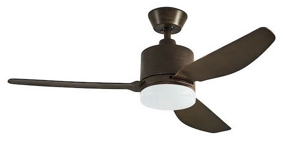 Crestar Airis 42 Inch DC Motor Ceiling Fan With Bright 22W LED Light