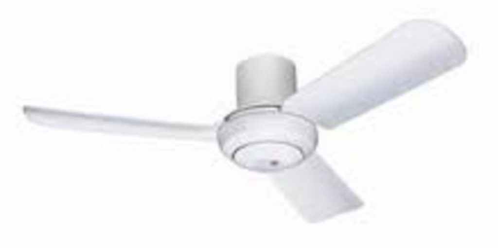 "Kdk M11su (White) 44"" Ceiling Fan w/Rc"