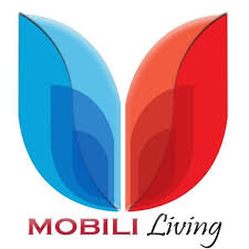 logo for Mobili Living, one of the best places to buy bathroom accessories in Singapore