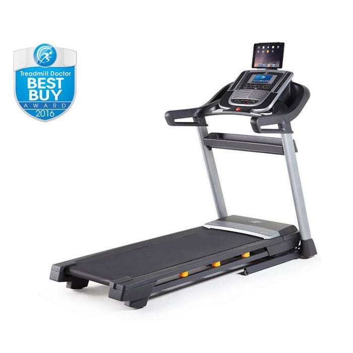 the NordicTrack C990 Treadmill