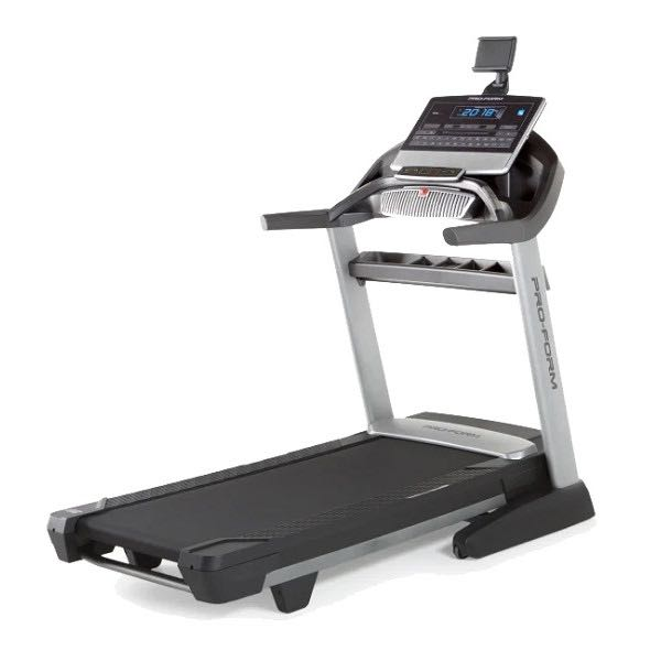 the Proform Pro-1500 treadmill