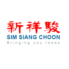logo for Sim Siang Choon, one of the best places to buy bathroom accessories in Singapore