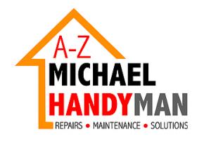 Logo for A-Z Michael Handyman