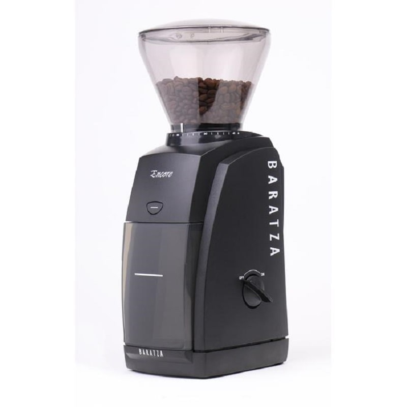 Baratza Encore Conical Burr Coffee Grinder (Black)