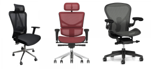 Best ergonomic office chairs in Singapore