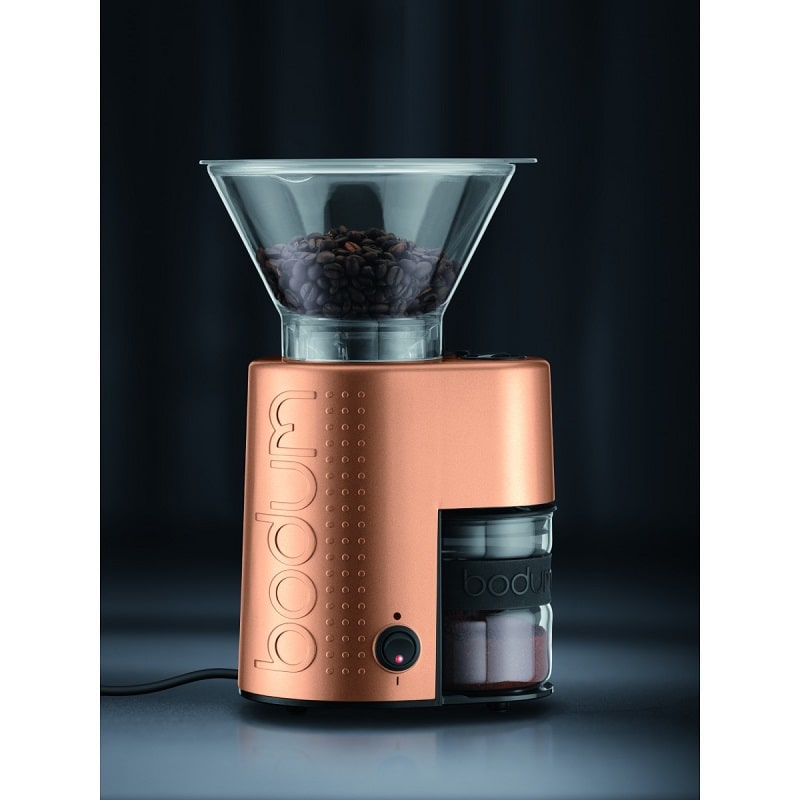 Bodum Bistro Electric Coffee Burr Grinder