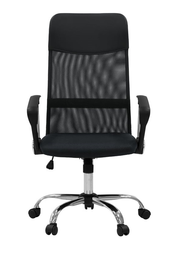 Cory High Back Office Chair - Black