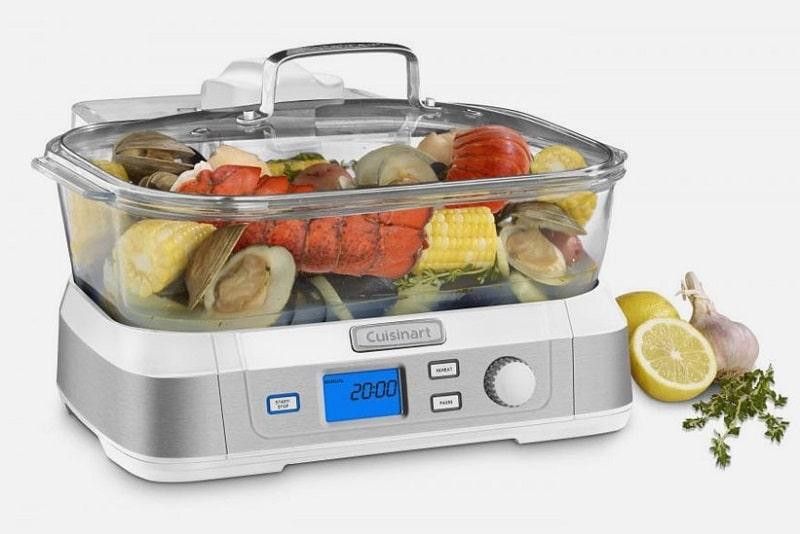Cuisinart 5L Digital Glass Steamer