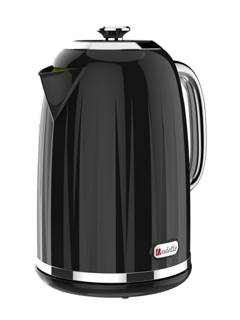 Electric Kettle 1.7L Electric Water Kettle by Odette [WK8512]