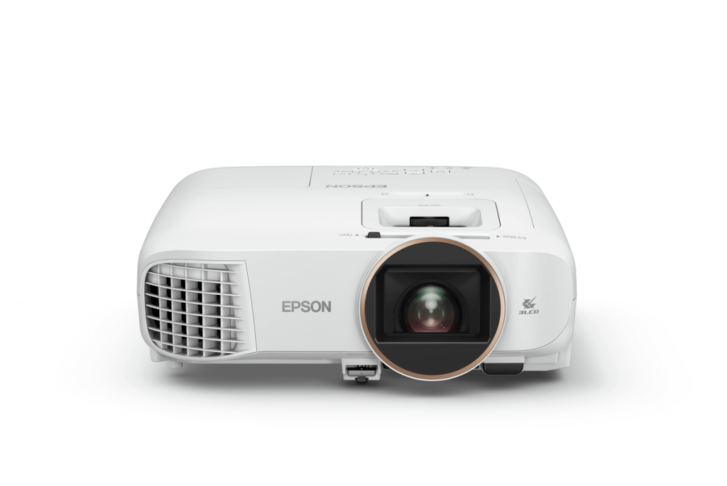 Epson EH-TW5650 2D/3D 3LCD Full HD (1080p) Home Projector