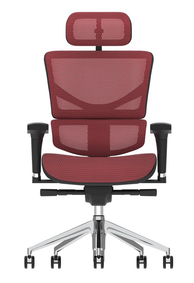 ErgoTune office chair - Red