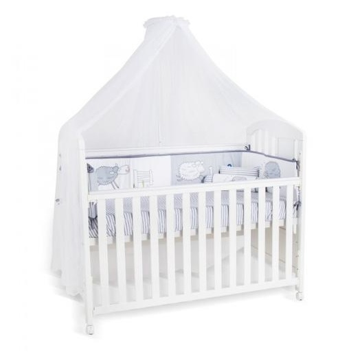 Jarrons & Co Happy Dream 4-in-1 Convertible Baby Cot