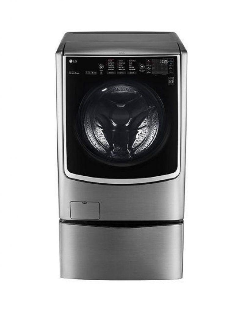 Lg Twinwash F-2721htwv (21/12kg) Front Load Washer Dryer