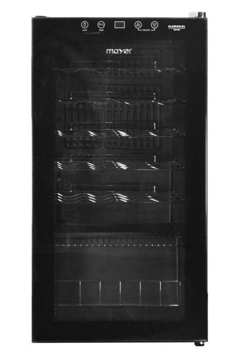 Mayer Wine Chiller Mmwc28Mag-Wd