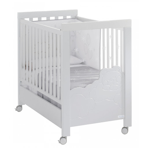 Micuna Dolce Luce Baby Cot w/ Relax System