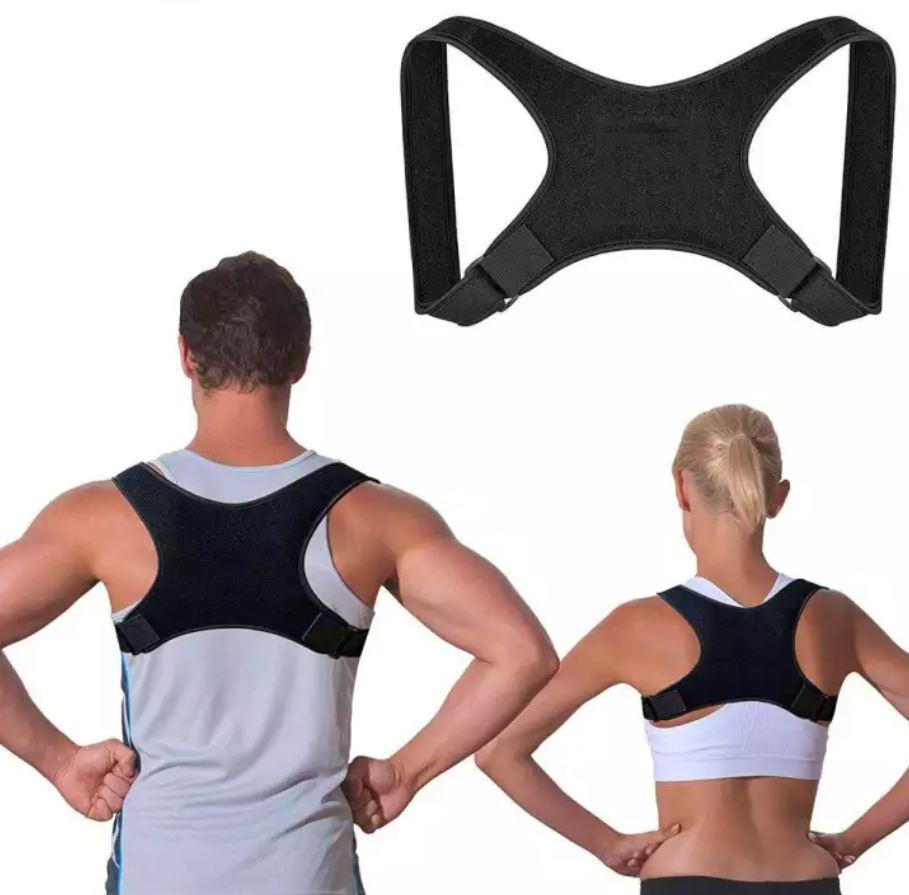 Posture Corrector Fracture Support Back Shoulder Correction Brace Belt Strap Humpback Back Pain Relief Corrector Brace