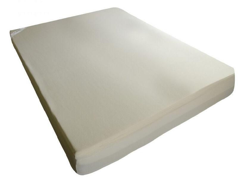 Sleepthetic™ Fitted Memory Foam Topper
