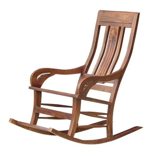 Taj Teak Rocking Chair