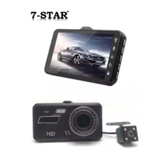the 7 Star Latest Touch Screen 4.0 inch Car DVR Dashcam