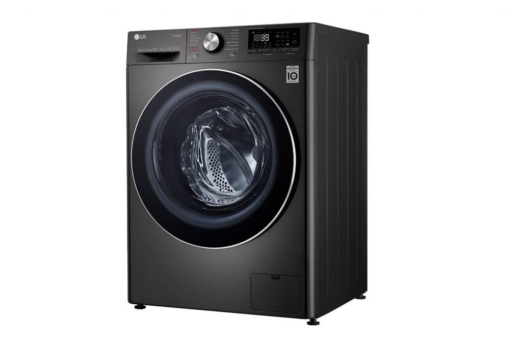 LG FV1450H2K FRONT LOAD WASHER DRYER