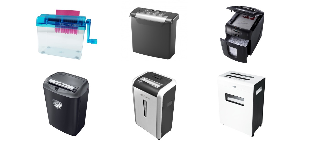 Best paper shredders in Singapore