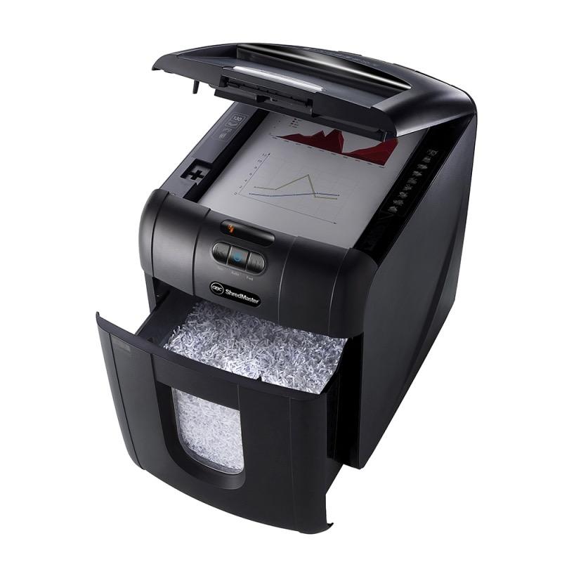 GBC Auto+130M (Micro Cut) Shredder