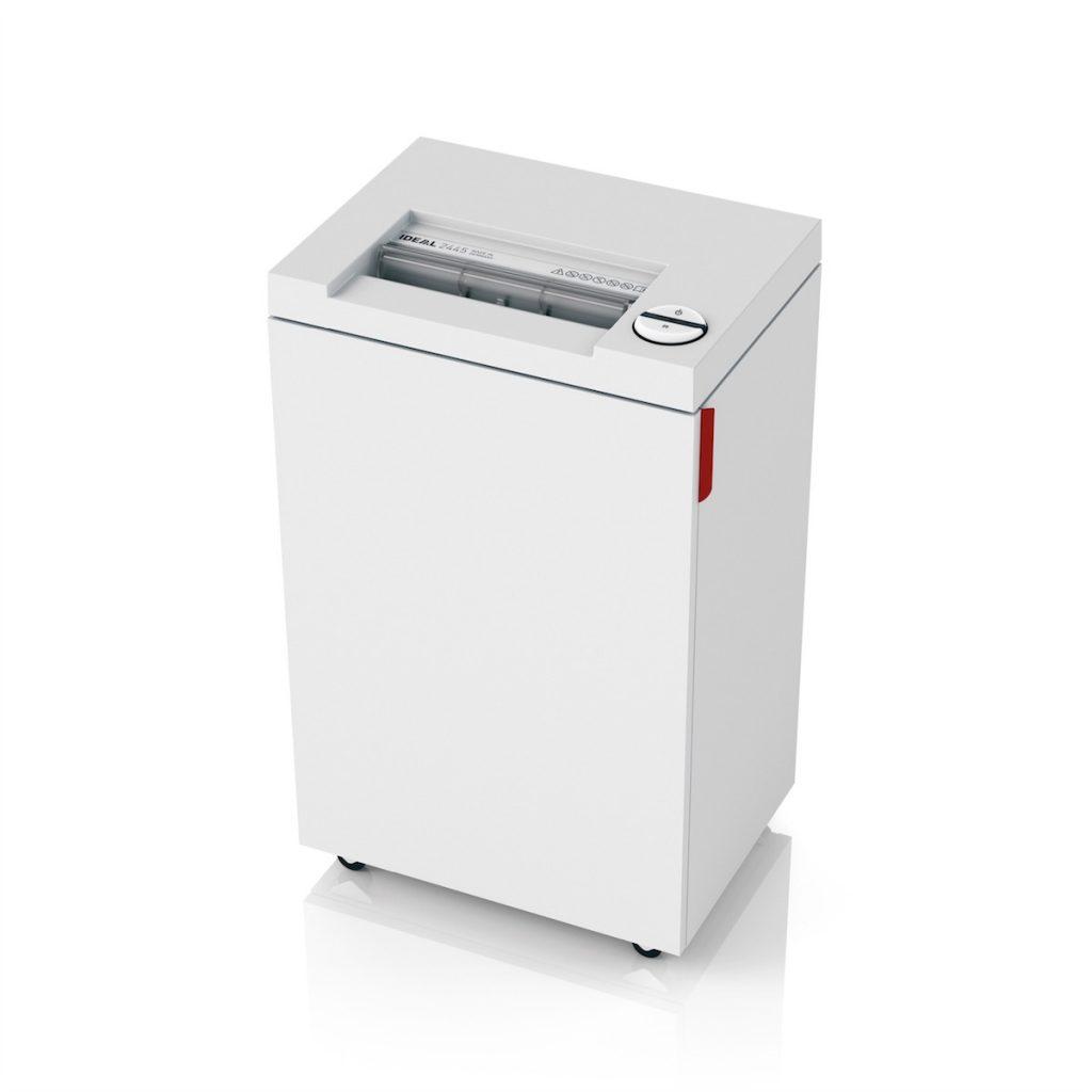 Ideal 2445 Strip Cut Shredder Machine