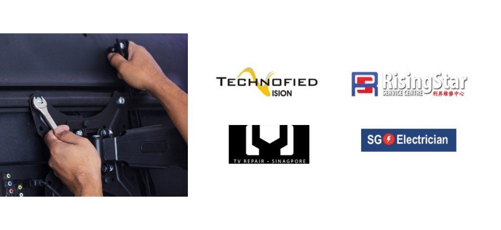 Best TV repair companies in Singapore