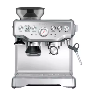 the Breville The Barista Express Coffee Machine