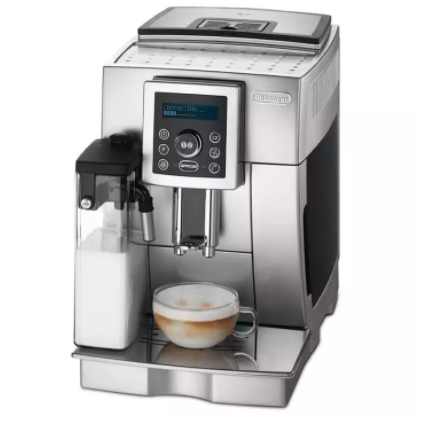 the Delonghi Fully Automatic Coffee Machine