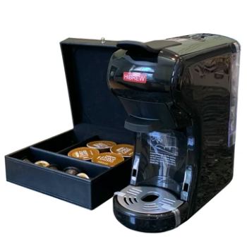 the HiBREW 3-in-1 Capsule Coffee Machine