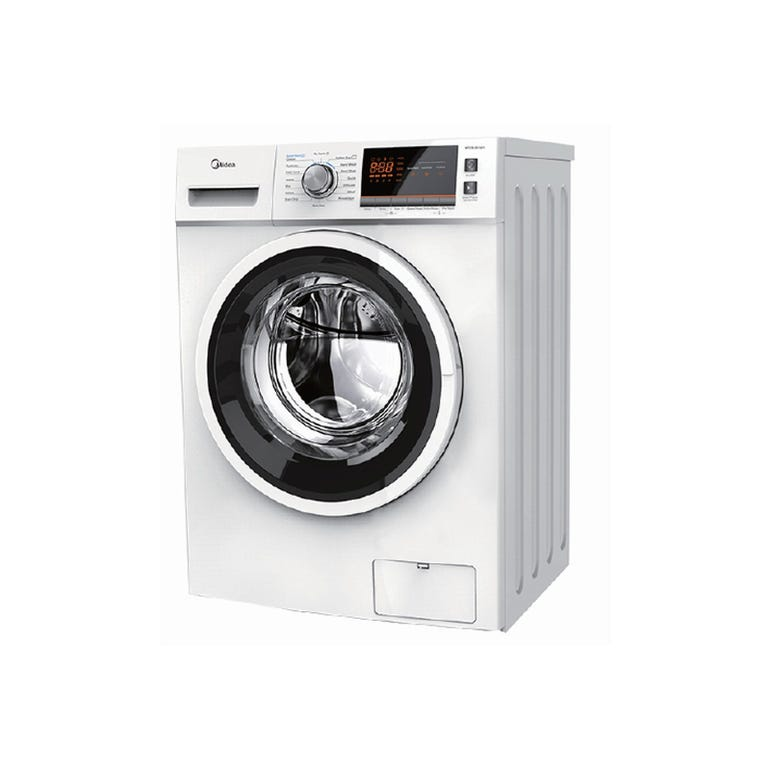 MIDEA MFC868W FRONT LOAD WASHER & DRYER