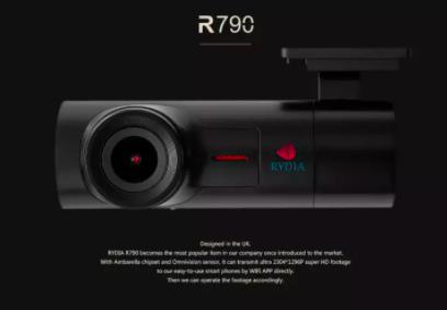 the Rydia-R790 Car Camera