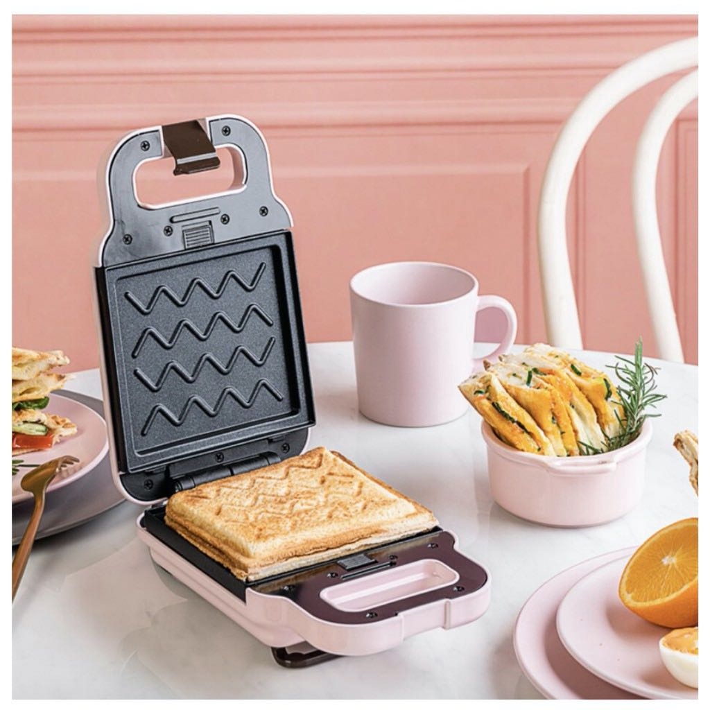 Waffle Sandwich Maker 2 in 1