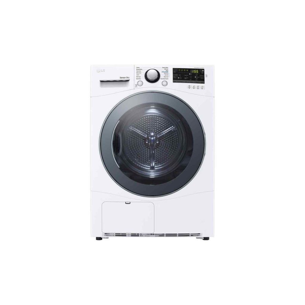 LG TDC8066S Condenser Dryer