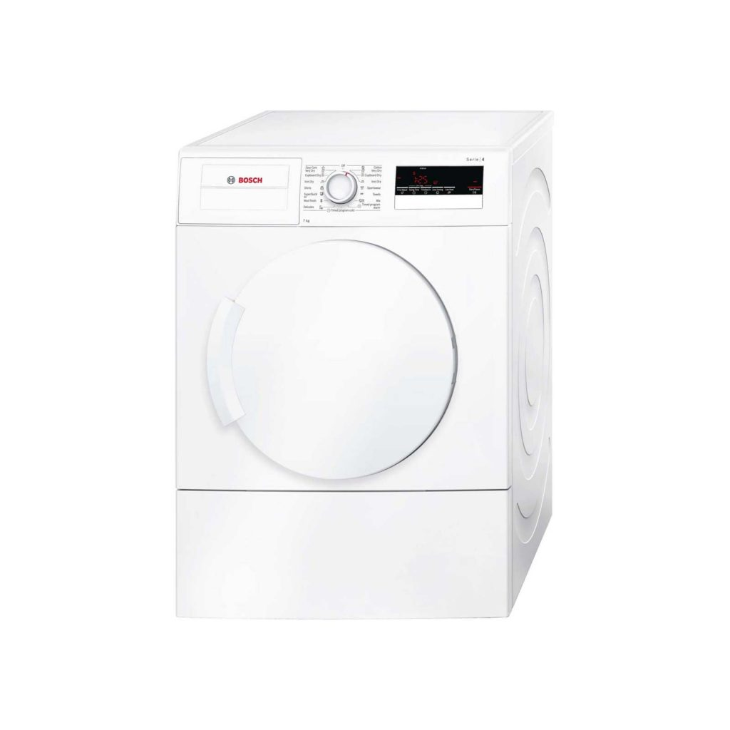 BOSCH WTA74201SG 7kg Vented Dryer