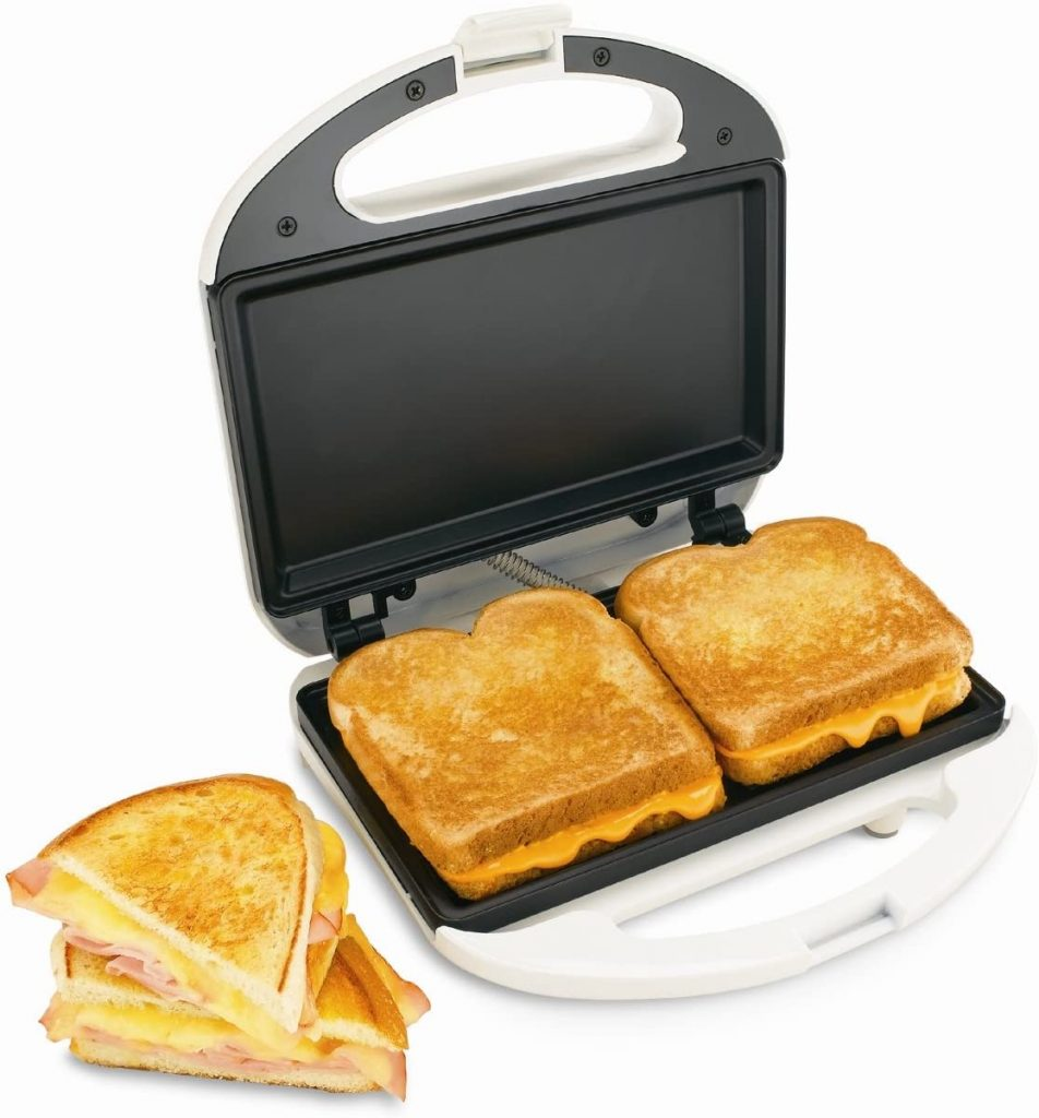 Hamilton Beach Proctor-Silex Sandwich Maker White