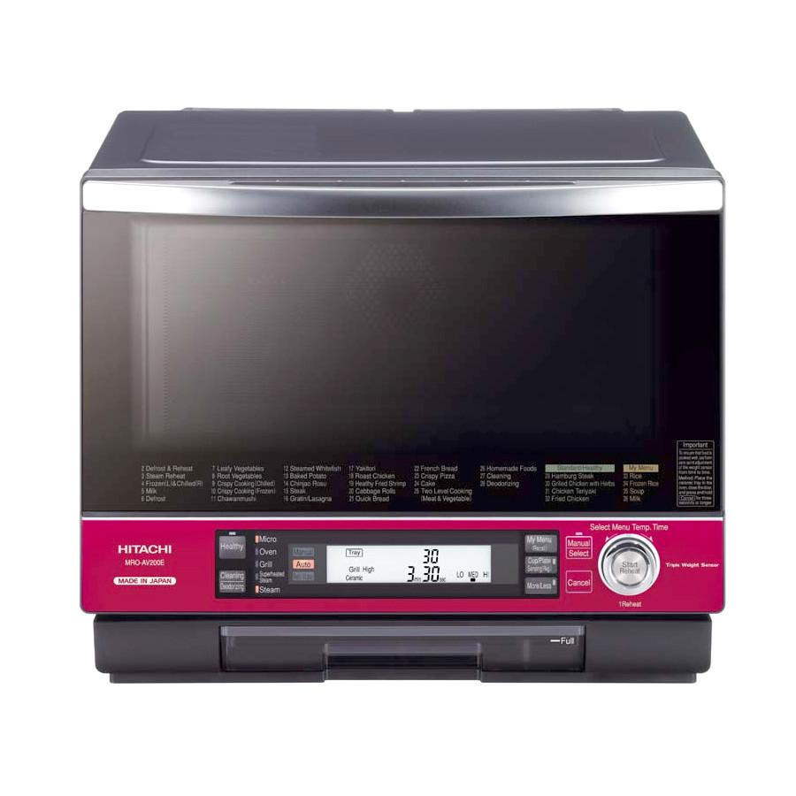 Hitachi MRO-AV200E Superheated Steam Microwave Oven