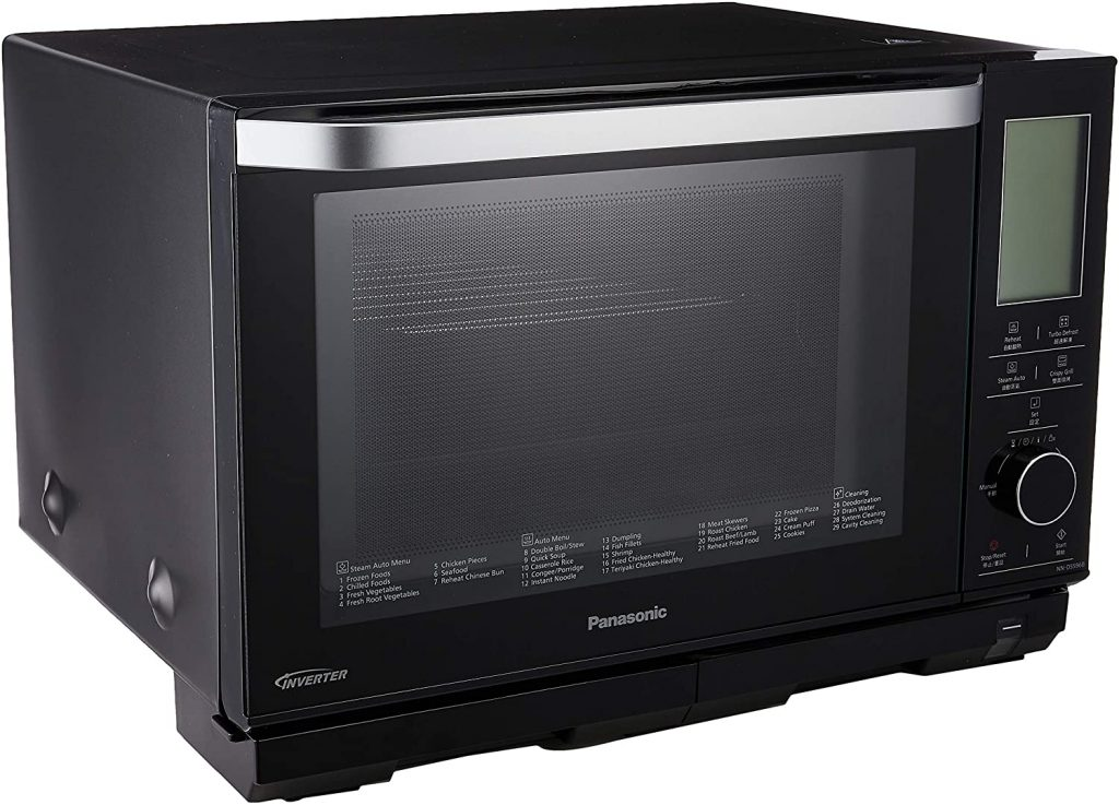 PANASONIC NN-DS596B 27L MICROWAVE STEAM OVEN