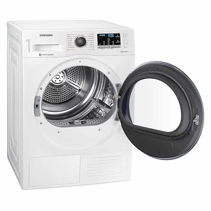 Samsung DV80M5210QW/SP 8kg Heat Pump