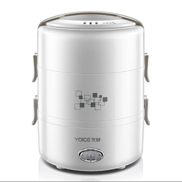 YOICE DFH16 2L/3 Tier Electric Lunch Box