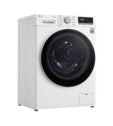 LG FV1408S4W 8KG AI Direct Drive Front Load Washing Machine