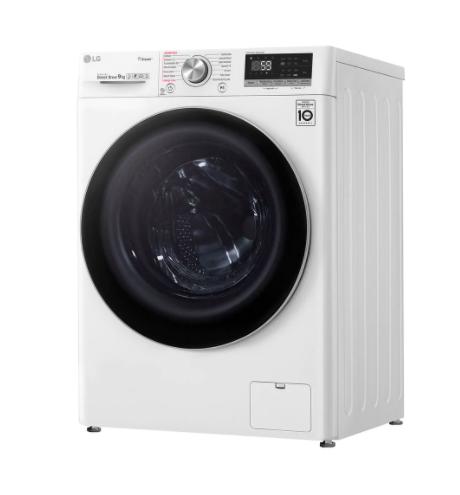 LG FV1409S3W 9kg Front Load Washer