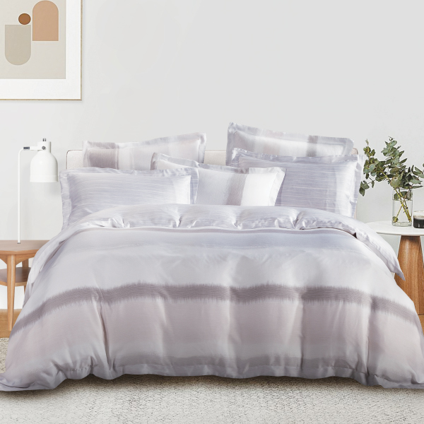 AKEMIUCHI bed sheets over a bed