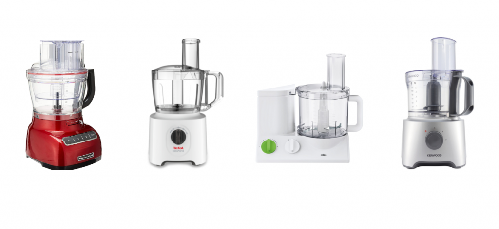 photos of the best food processors in Singapore