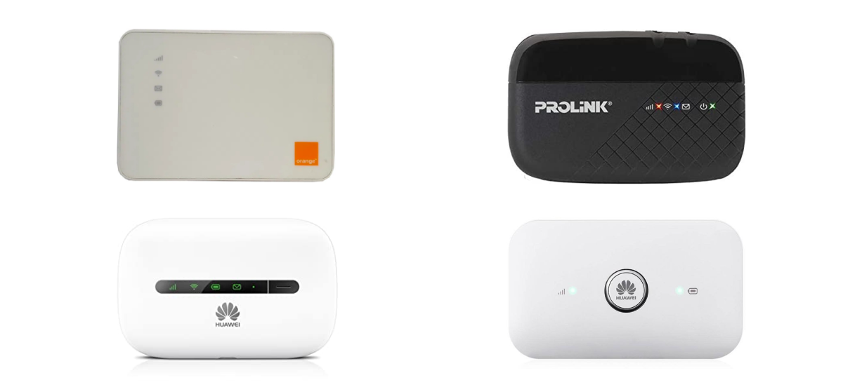 photos of the best portable wi-fi devices in singapore